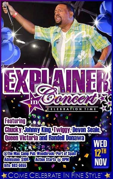 Explainer In Concert: Celebration Time