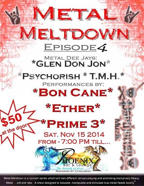 Metal Meltdown 4