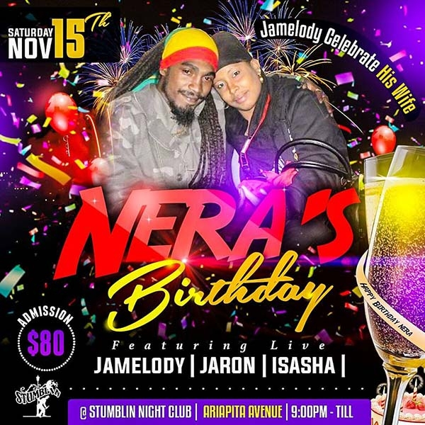 Nera's Birthday Bash
