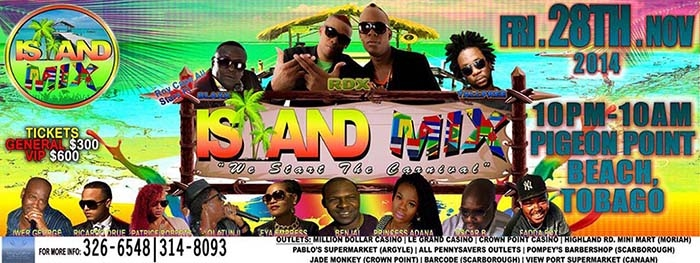Island Mix: We Start The Carnival