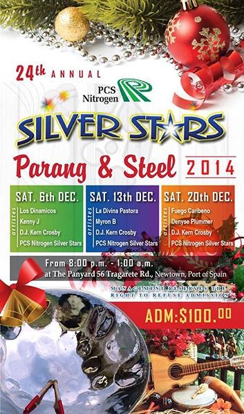 Parang & Steel 2014