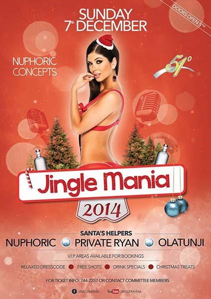 Jingle Mania 2014