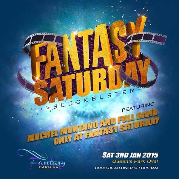 Fantasy Saturday: Blockbuster
