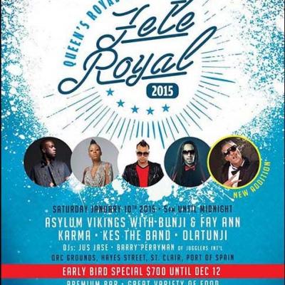 QRC Fete Royal 2015