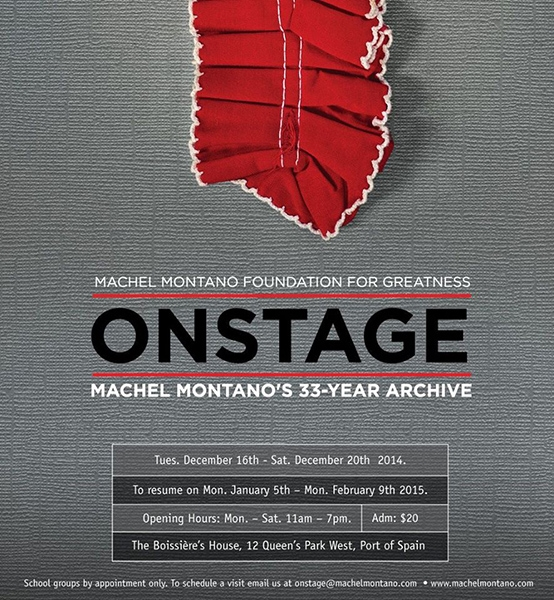 ON STAGE: Machel Montano's 33 Year Archive