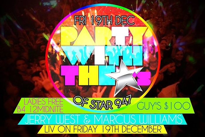 Party With The Stars