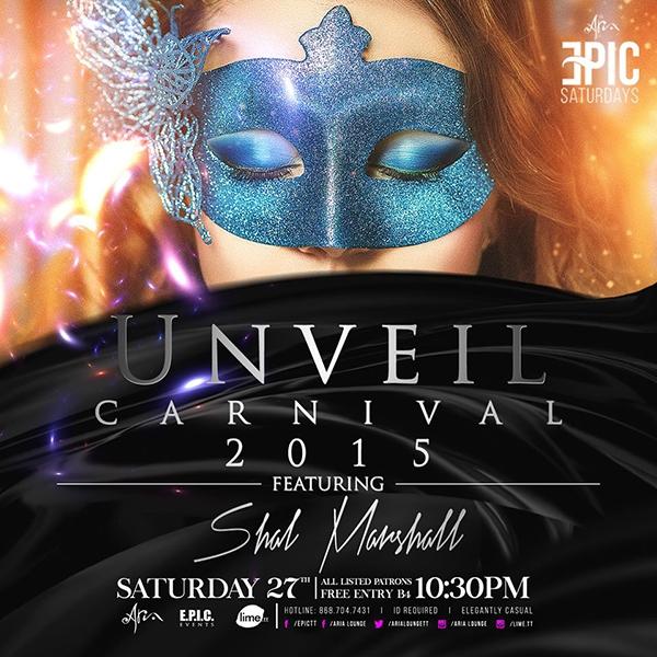 Unveil Carnival 2015