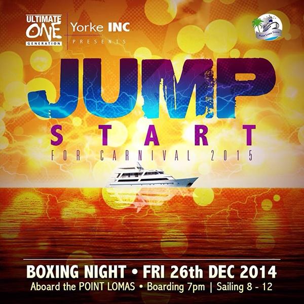 Jump Start Carnival 2015