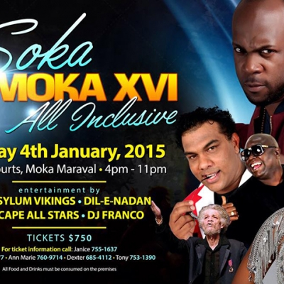 Soka In Moka XVI: All Inclusive