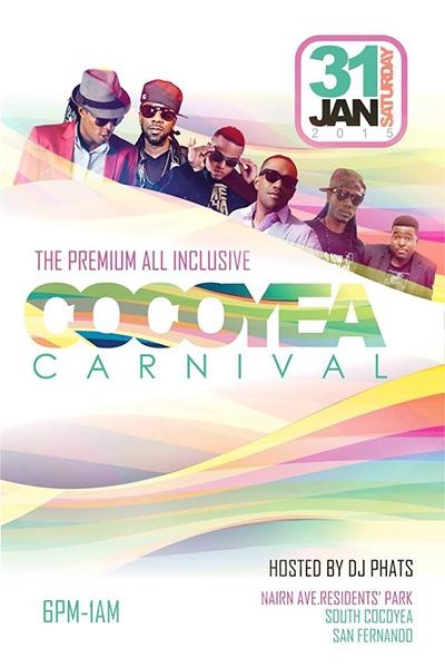 Cocoyea Carnival