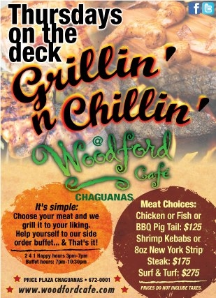 Grillin' n Chillin' - Thursdays on the Deck