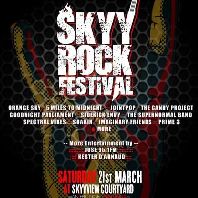 SKYY Rock Festival