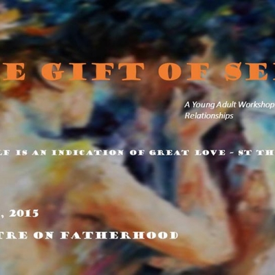 Sharing the Gift of Self