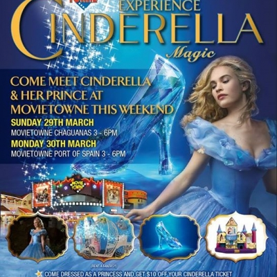 Experience Cinderella Magic