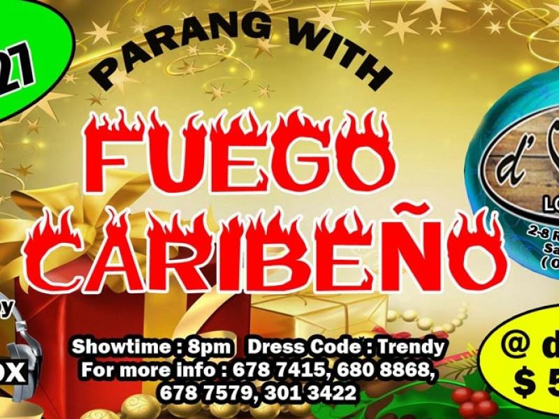 Parang, Parang, Parang with Fuego Caribeño
