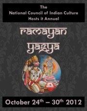 Ramayana Yagna 2012