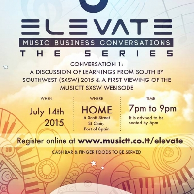 ELEVATE: Music Business Conversations