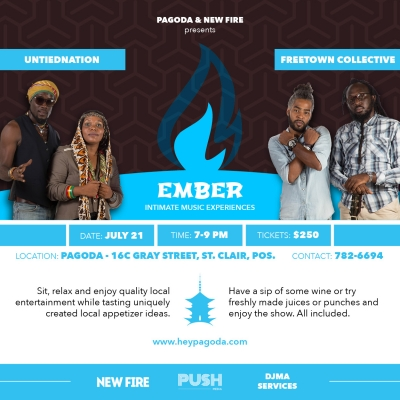 Ember present Freetown & Untiednation