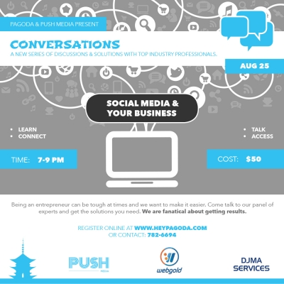 Conversations #3 - Social Media & Your Business