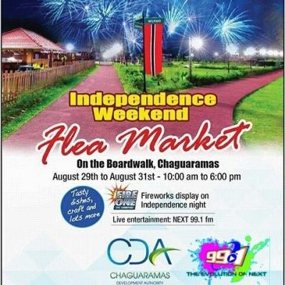 Independence Weekend Flea Market