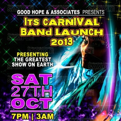 Good Hope & Associates 2013 Band Launch: The Greatest Show on Earth