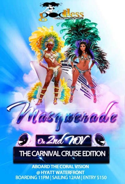 Masquerade: The Carnival Cruise Edition