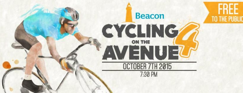 Beacon Cycling on the Avenue 4
