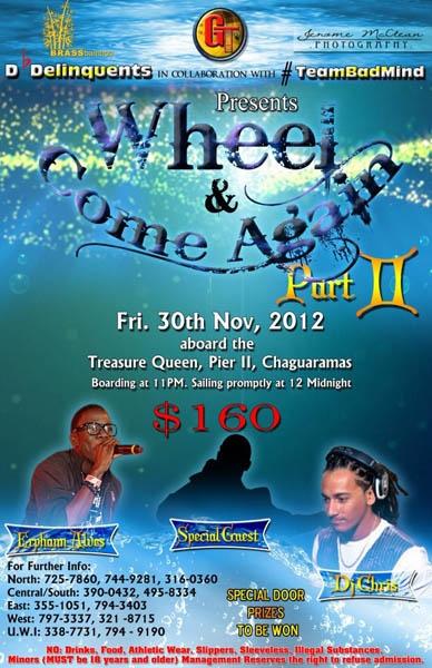 Wheel & Come Again 2