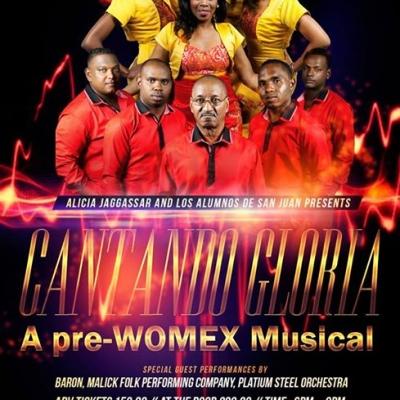 Cantando Gloria: A Pre-WOMEX Musical