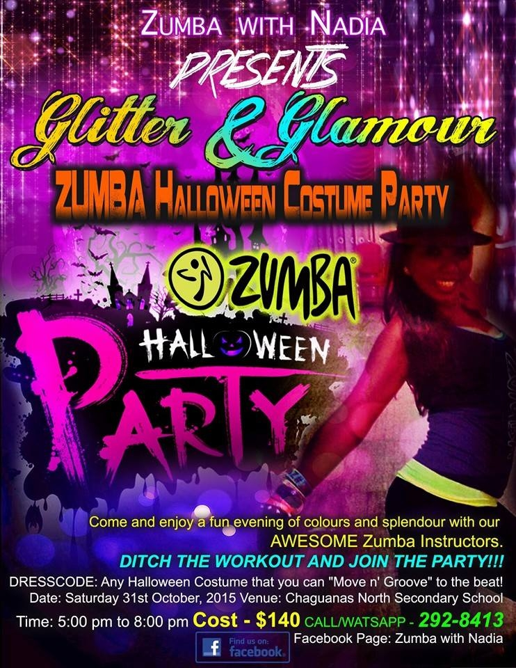 #ZumbawithNadia HALLOWEEN ZUMBA COSTUME PARTY  sc 1 st  Buzz.tt & ZumbawithNadia HALLOWEEN ZUMBA COSTUME PARTY ID 15554