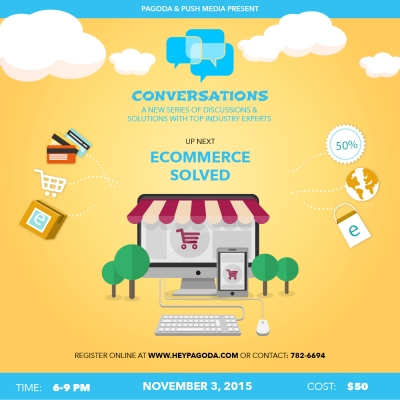 Conversations #6 - Ecommerce Solved