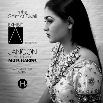 Janoon: Divali at Exhibit A