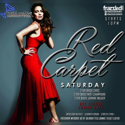 Red Carpet Saturday