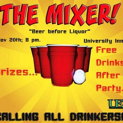 The Mixer: Beer Before Liquor
