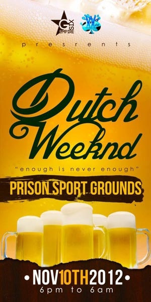 Dutch Weekend