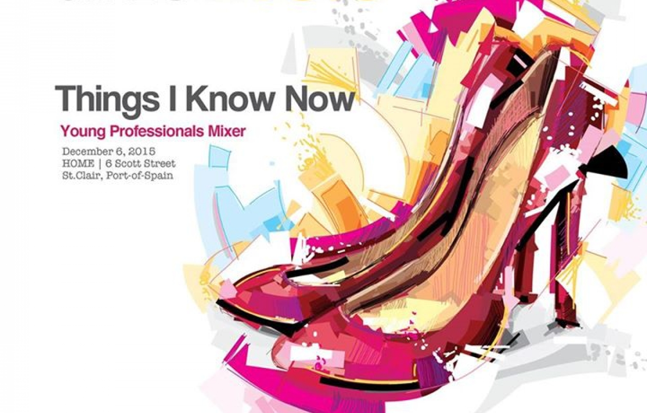 Things I Know Now: Young Professionals Mixer
