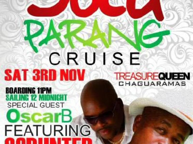 Soca Parang Boat Cruise