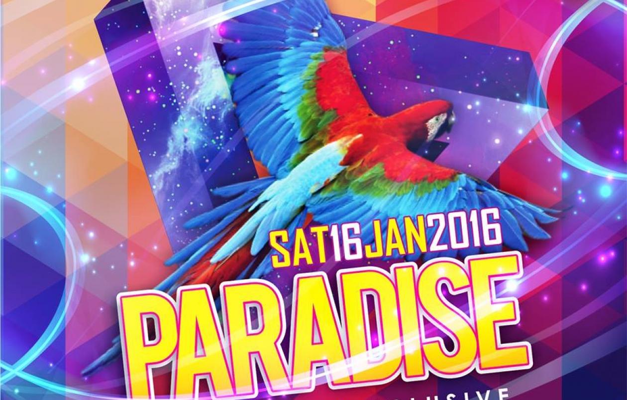 OWTU All Inclusive 2016: Paradise