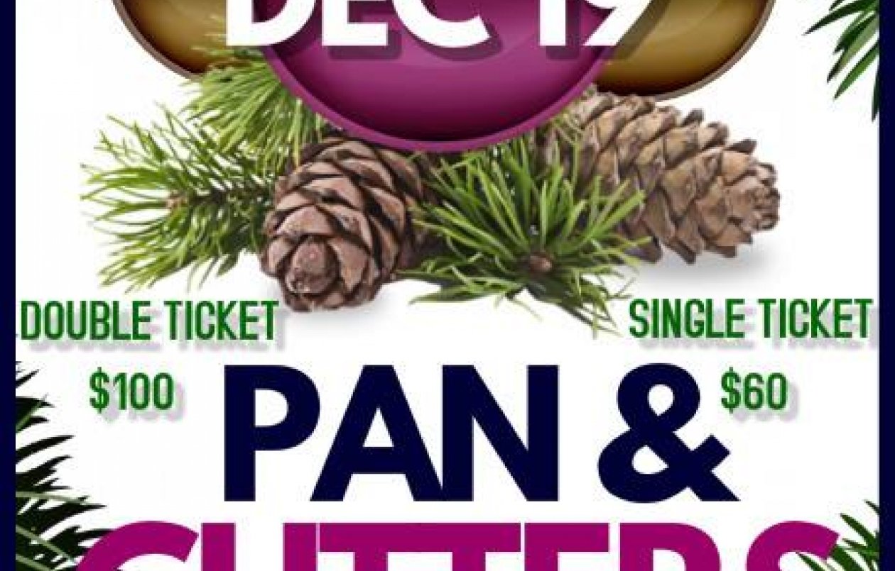 Pan and Cutters Christmas Edition