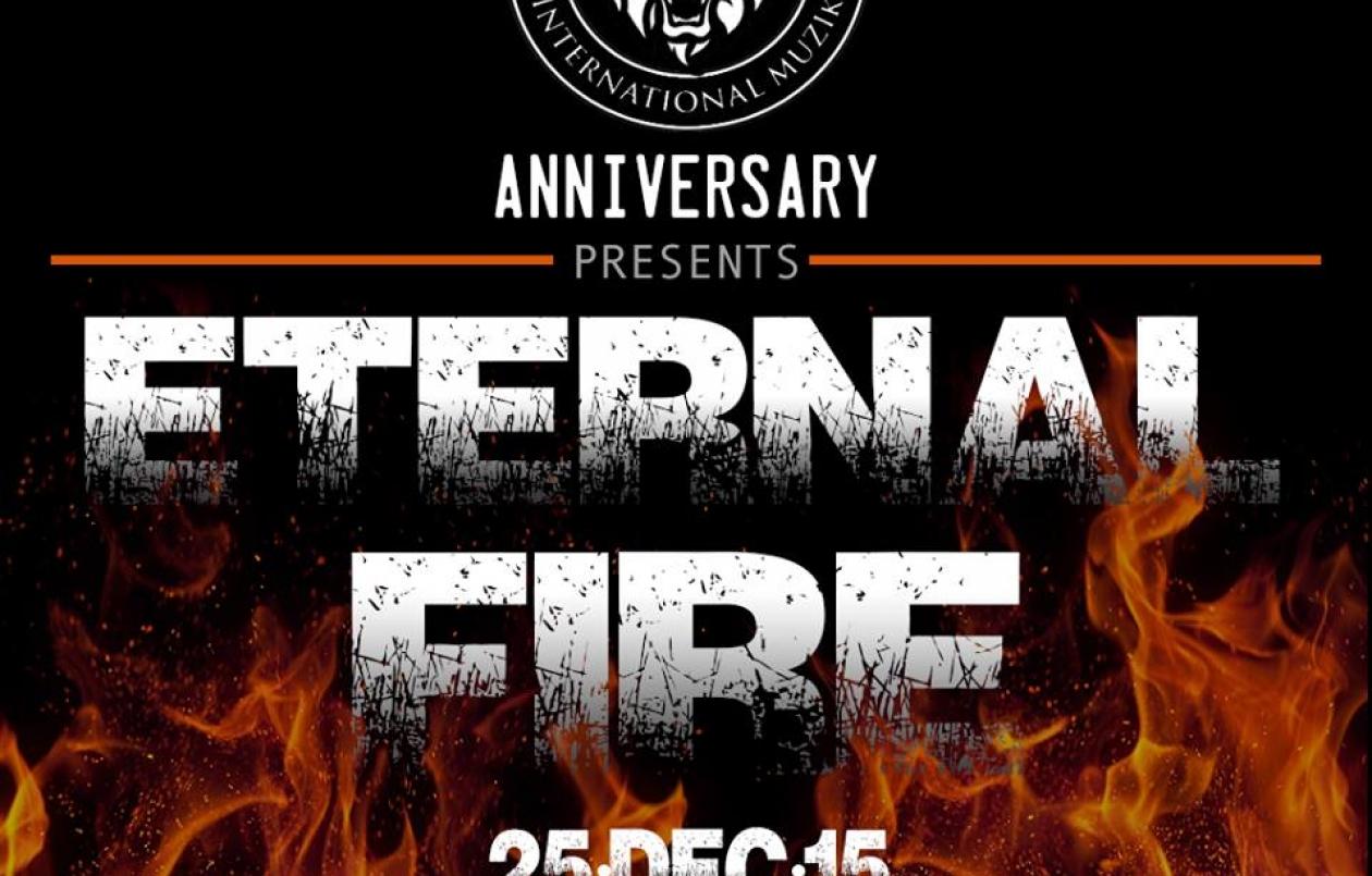 Lion King Muzik Anniversary Present - Eternal Fire