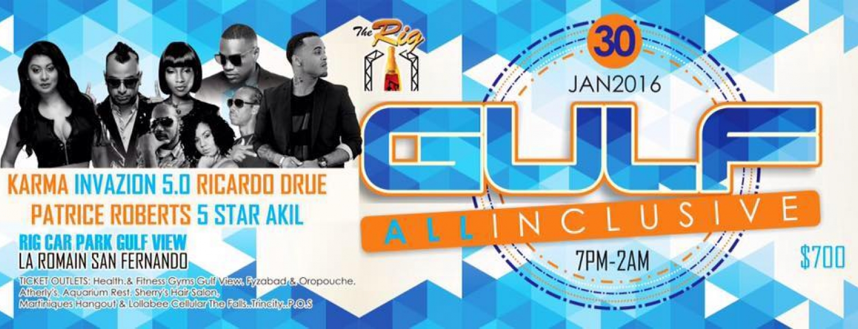 Gulf All Inclusive 2016