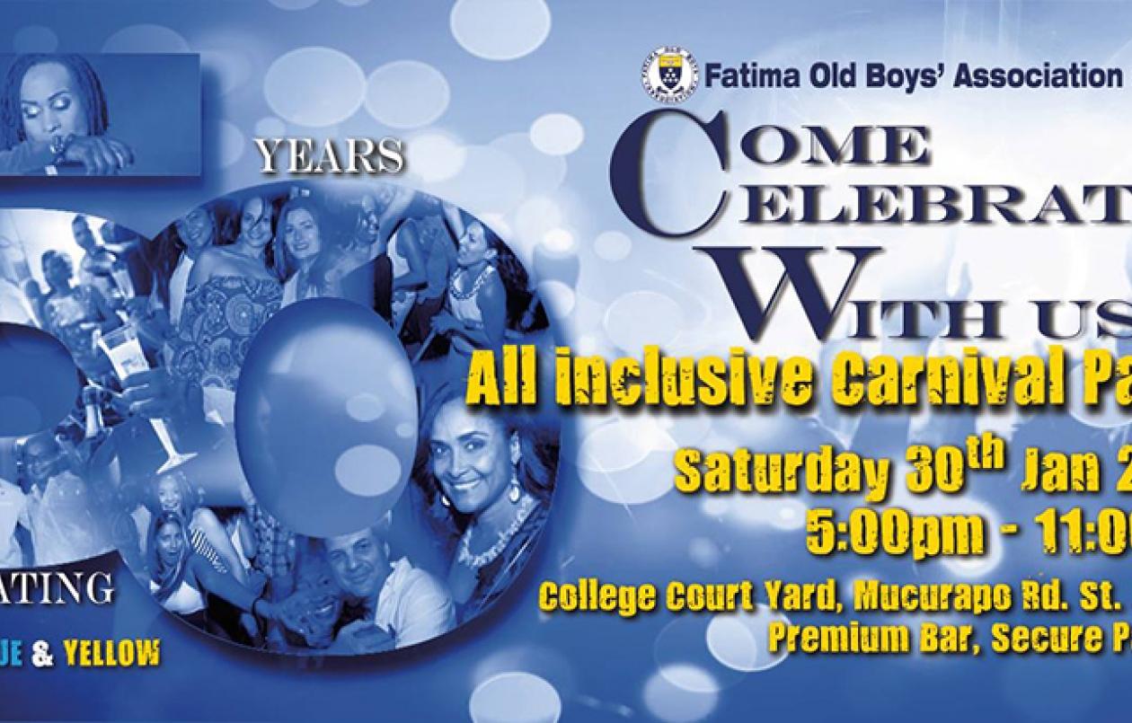 Fatima All Inclusive Carnival Party