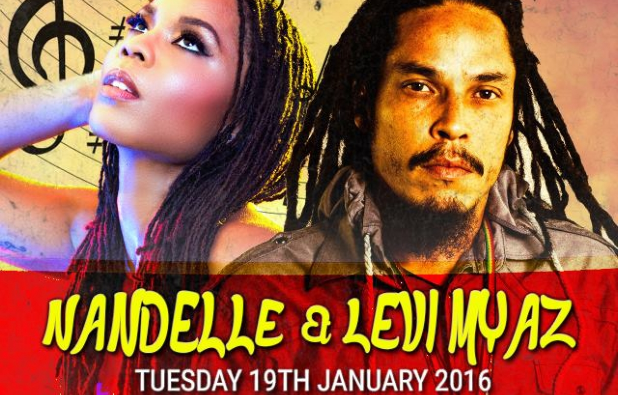 Unplugged & Chill: Nandelle & Levi Myaz