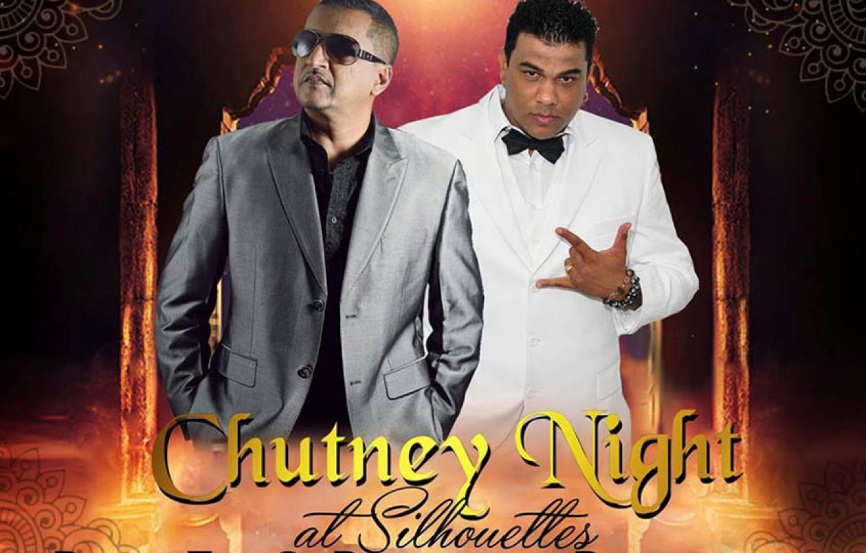 Chutney Night: Raymond Meets Rikki