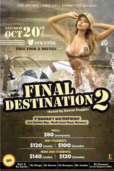Final Destination Part 2