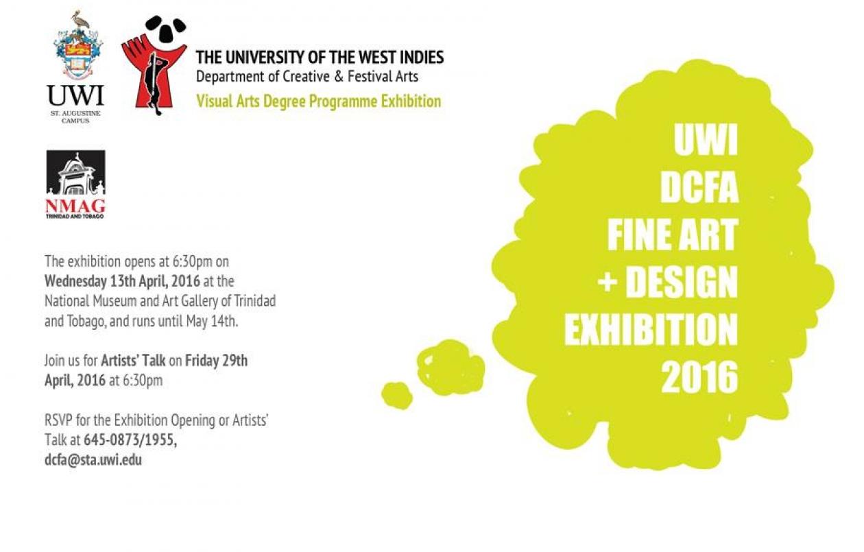 uwi dcfa visual arts degree exhibition 2016 id 17141 uwi dcfa visual arts degree exhibition 2016