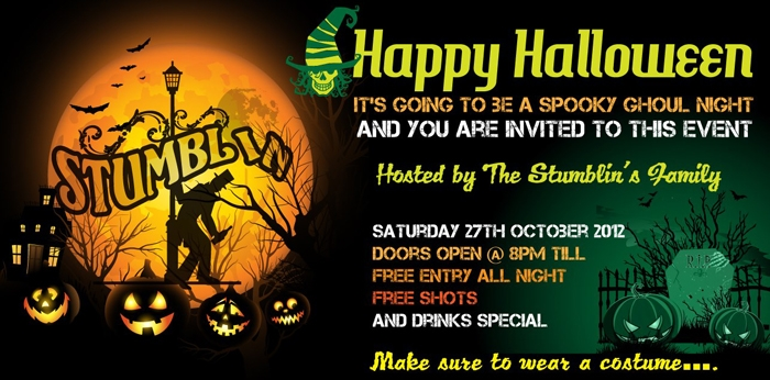Stumblin's Halloween Party