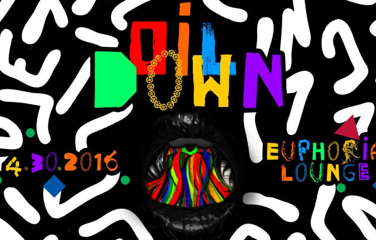 Oil Down - Art & Music Exhibition