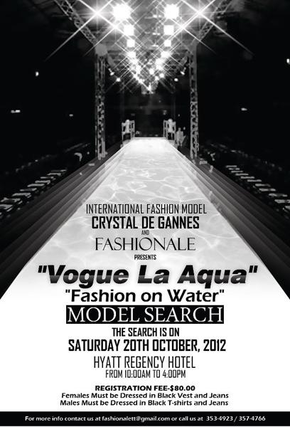 Vogue La Aqua: Model Search