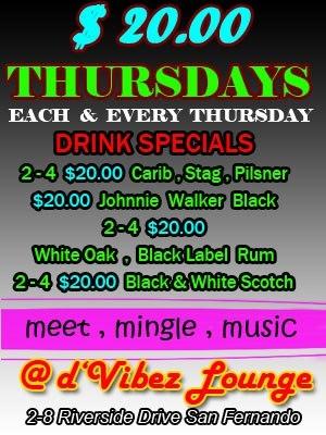 $20.00 Thursdays